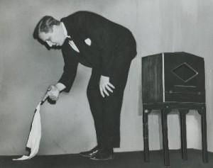 Frank Clinton Performing Karson's Voodoo